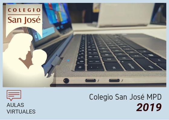 Colegio San Jose MPD - Aulas Virtuales
